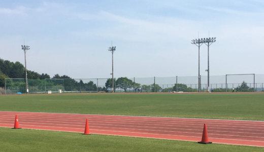 中津市近郊中学親善陸上競技記録会に遊びに行ってきました!
